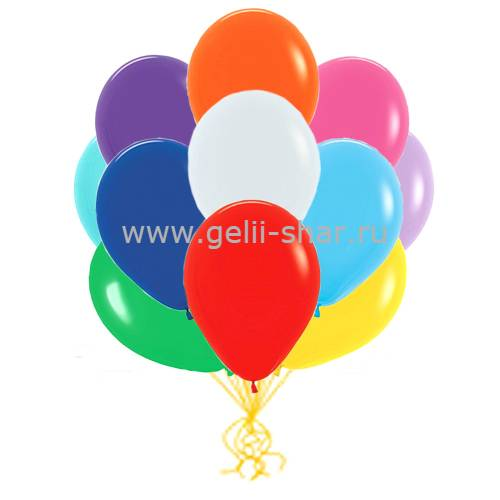 97ec4c896e81 Облако шаров Пастель Ассорти - заказать в интернет-магазине Gelii ...