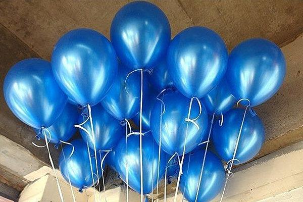 Как можно красиво связать воздушные шары